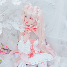 Load image into Gallery viewer, Sakura Miku from Vocaloid Halloween Cosplay Costume