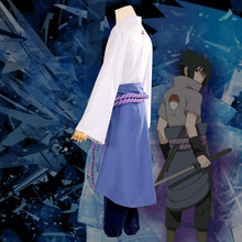Load image into Gallery viewer, Sasuke Uchiha from Naruto Halloween Cosplay Costume - B Edition