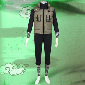 Shikamaru Nara from Naruto Halloween Cosplay Costume