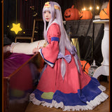 Sleepy Princess In The Demon Castle Princess Syalis Cosplay Costume