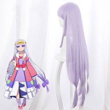 Load image into Gallery viewer, Sleepy Princess in the Demon Castle Princess Syalis Halloween Purple Cosplay Wig