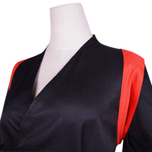 Load image into Gallery viewer, Temari from Naruto Halloween Black Kimono Cosplay Costume - B Edition