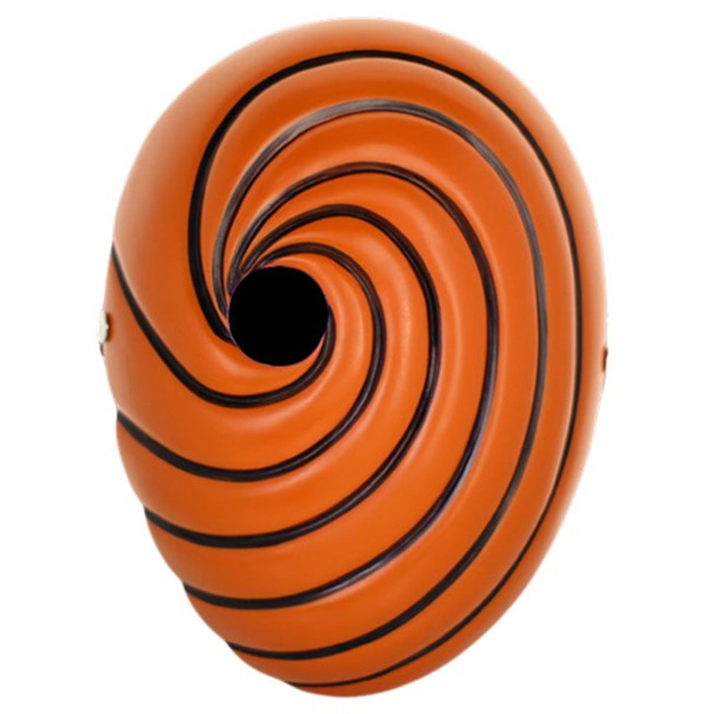 Uchiha Obito Tobi from Naruto Halloween Mask Cosplay Accessory Prop