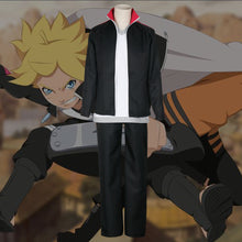 Load image into Gallery viewer, Uzumaki Boruto from Boruto Naruto Halloween Cosplay Costume
