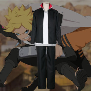 Uzumaki Boruto from Boruto Naruto Halloween Cosplay Costume
