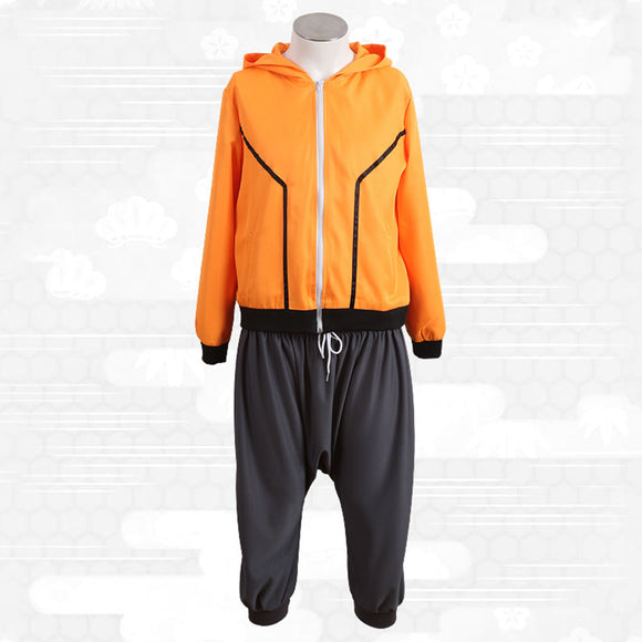 Uzumaki Naruto from Naruto Halloween Cosplay Costume - D Edition