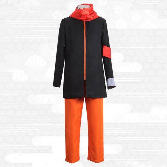 Uzumaki Naruto from The Last: Naruto the Movie Halloween Cosplay Costume