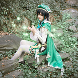 Venti from Genshin Impact Halloween Cosplay Costume