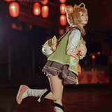 Pre-sale Yaoyao from Genshin Impact Halloween Cosplay Costume
