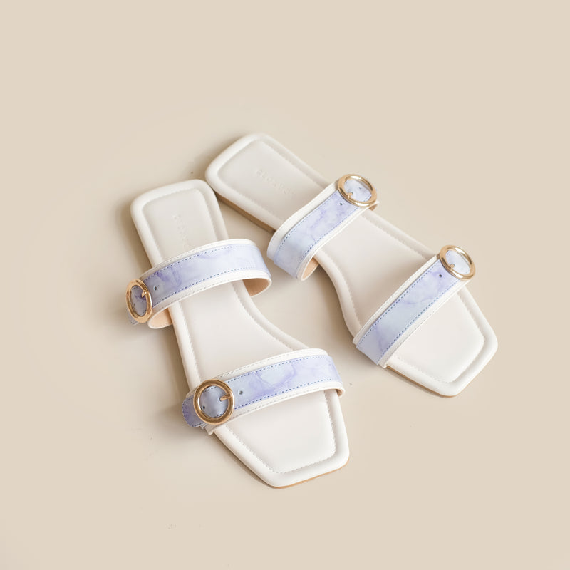 Fin Slippers | Blue