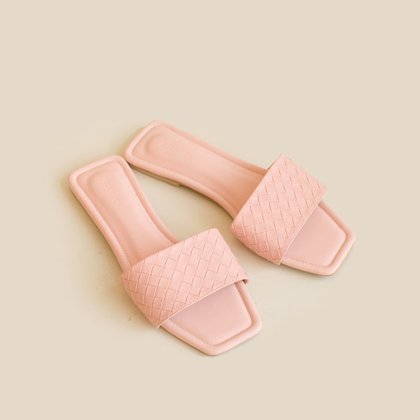 Capri Slipper | Pink