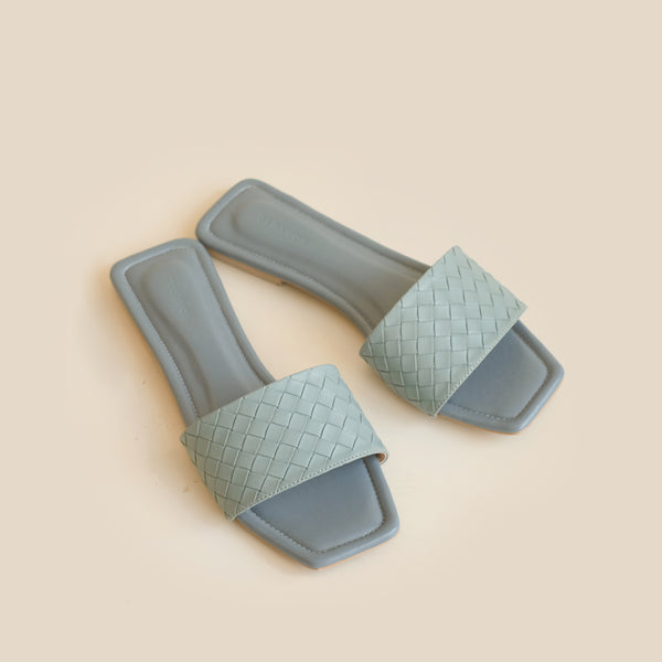 Capri Slipper | Blue