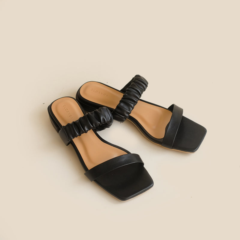 Madison Slipper | Black