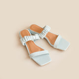 Madison Slipper | Ice Blue