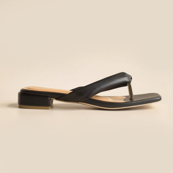 Merilyn Slipper | Black