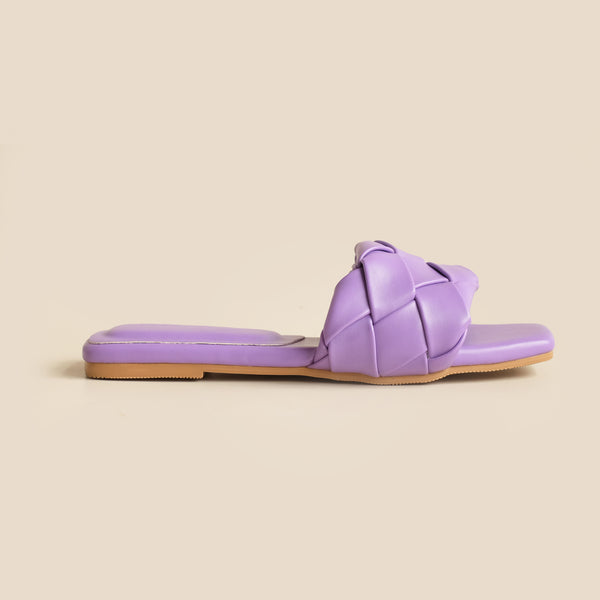 Anya Slipper | Purple