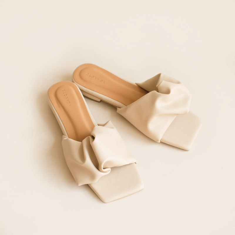 Winola Slipper | Nude