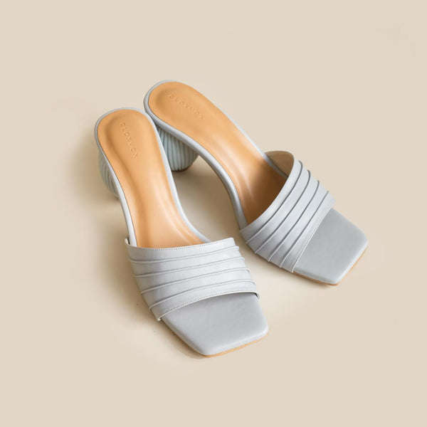 Faye Heels | Powder Blue