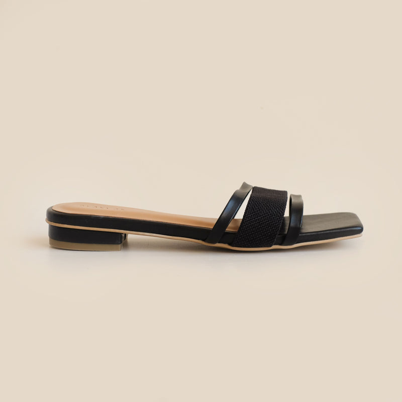 Zen Slipper | Black