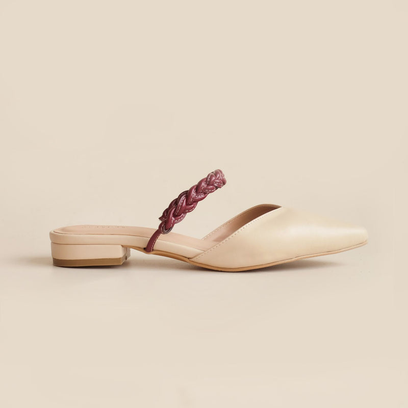 Blaire Flats | Nude