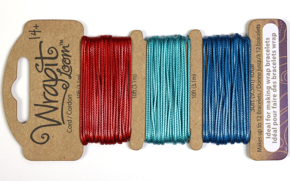 Cord Refill (#10 Red - #23 Teal - #22 Aqua) A0030
