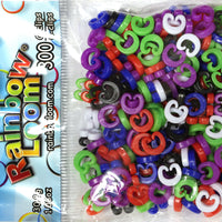 Colored Large C-clips