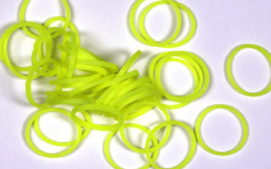 RL Band (Silicone 300) Neon Yellow