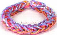 RL Band (Pearl 300) Neon Pink & Neon Yellow