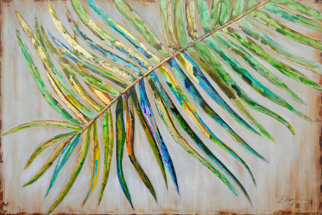The Palm Leaf