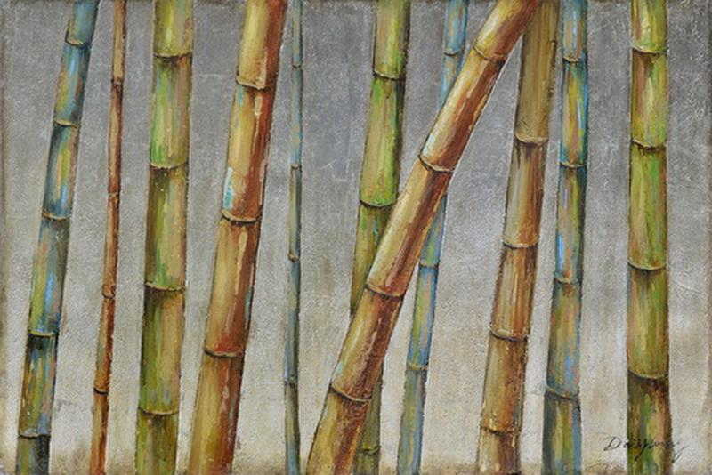 Bamboo Walks 2 - Paintingsonline