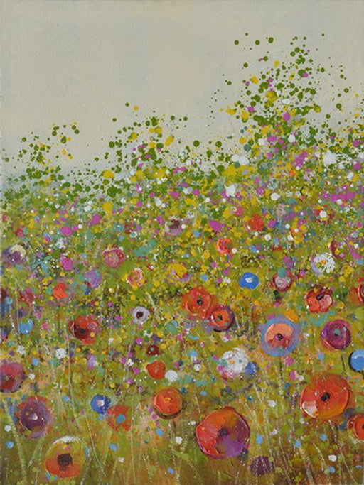 Acres Of Poppy 1 - Paintingsonline