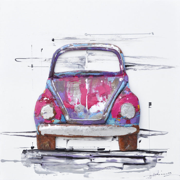 "Beetle                                 ""PAINTING OF THE WEEK"" - Paintingsonline"