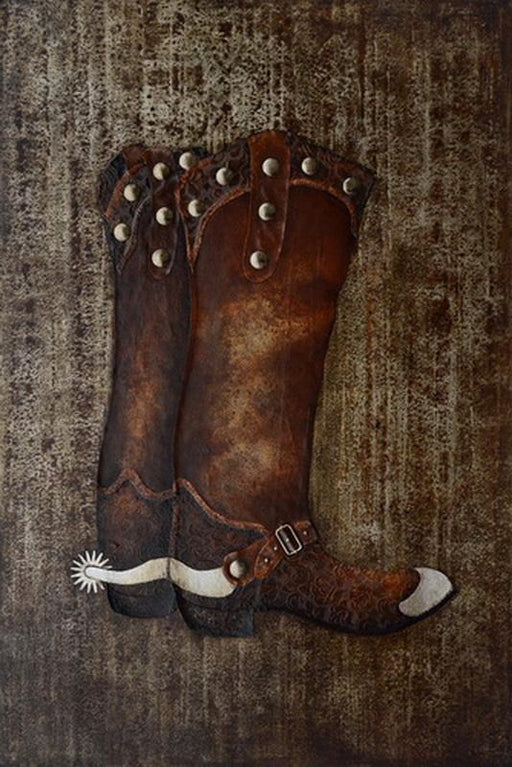 Those Cowboy Boots - Paintingsonline