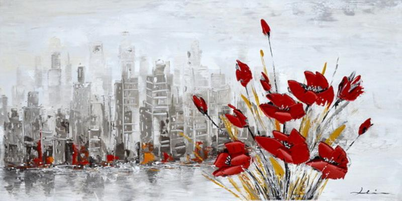 City Florals 2 - Paintingsonline