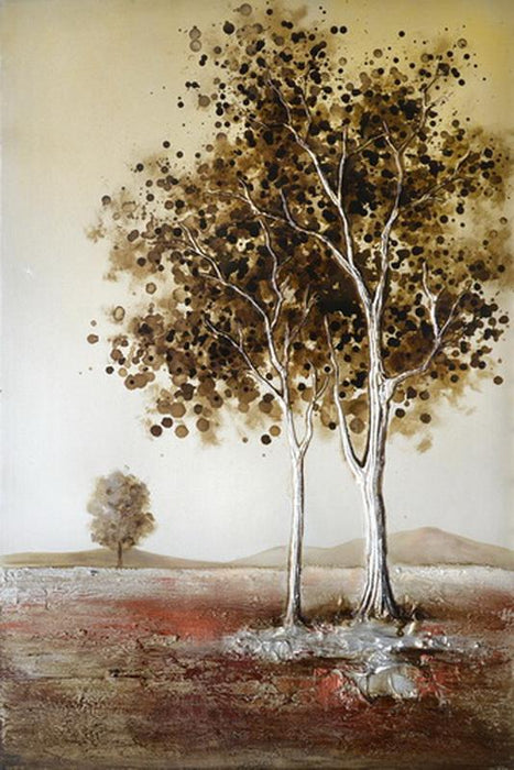 Barren Trees - Paintingsonline
