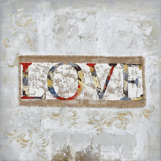 LOVE - Paintingsonline