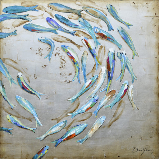 Aqua Fish - Paintingsonline