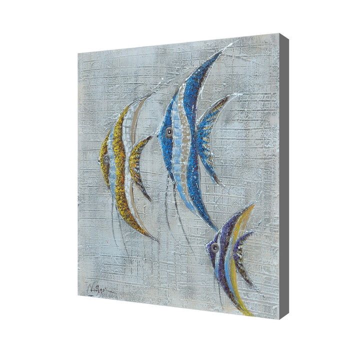 Angel Fish 1 - Paintingsonline