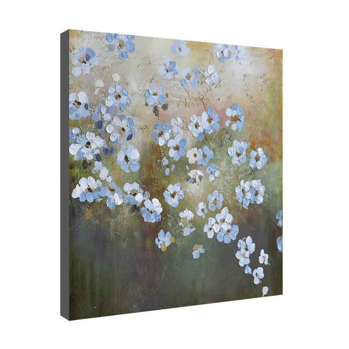 Blue Blossom 2 - Paintingsonline