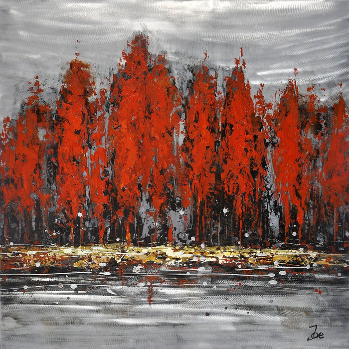 Fiery Forest - Paintingsonline