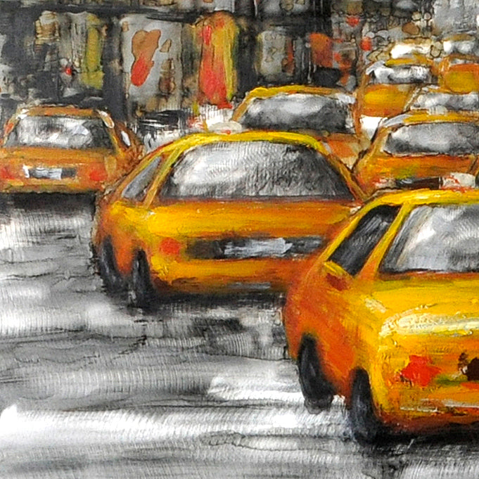 Taxis In The City