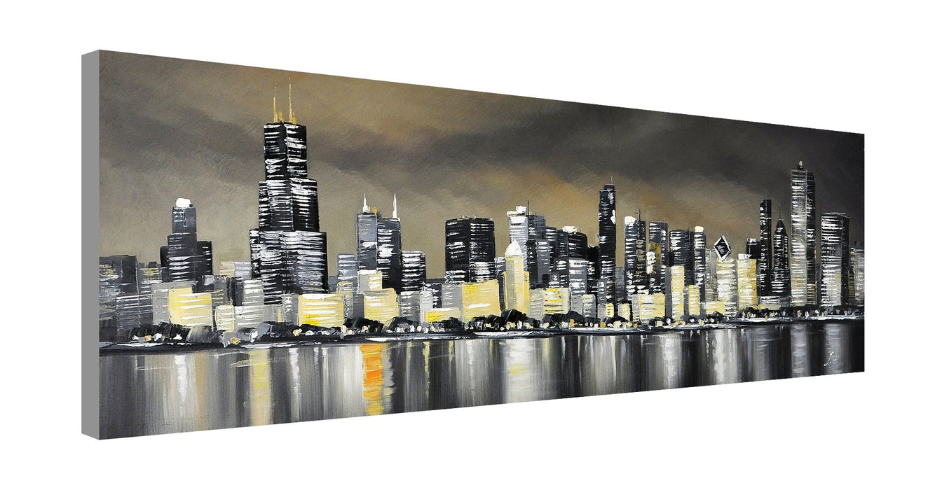 Downtown Vibes - Paintingsonline