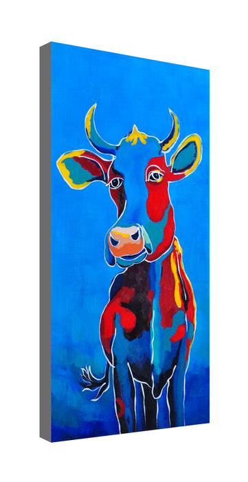 The Blue Moo