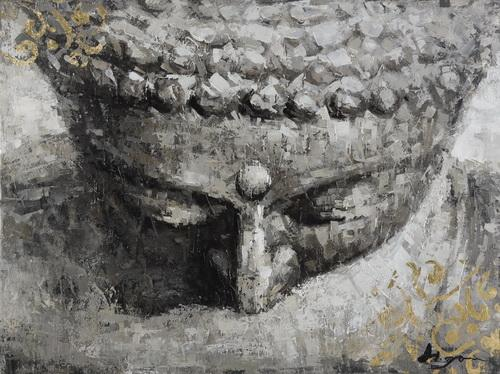 Buddha 1 - Paintingsonline