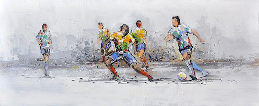 Football Team - Paintingsonline