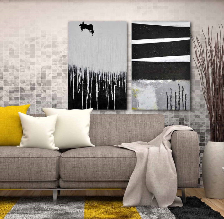 Black & White 2 - Paintingsonline