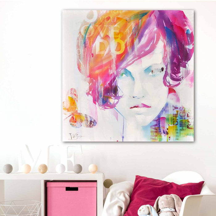 Fashionista - Paintingsonline