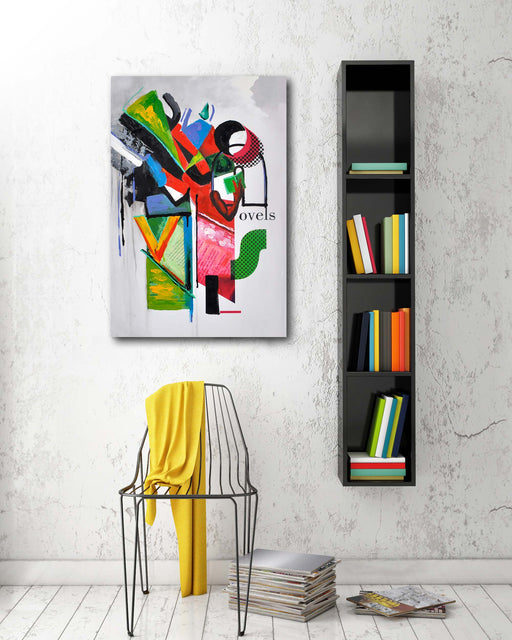 Cubism Pop Art 4 - Paintingsonline