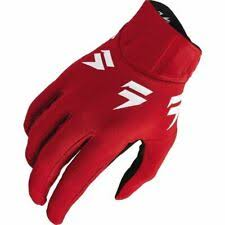 YOUTH WHITE LABEL TRAC GLOVE
