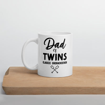 Dad of Twins Coffee Mug - Darilambu
